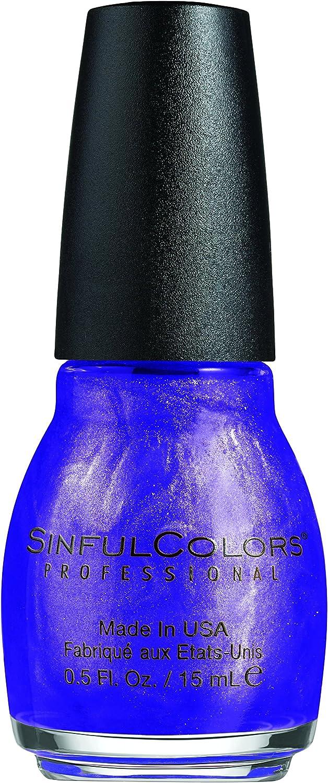 Sinful colores uñas nº 0929 Let s Talk 15 ml: Amazon.es: Belleza