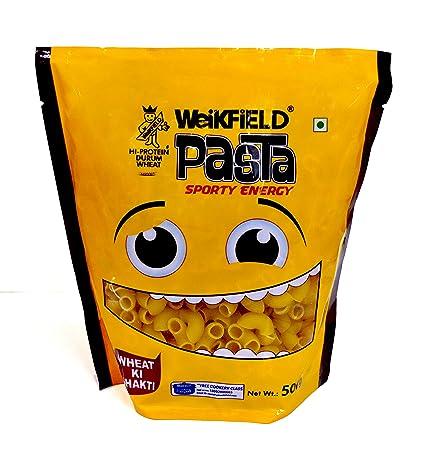 Weikfield Pasta Elbow 500g