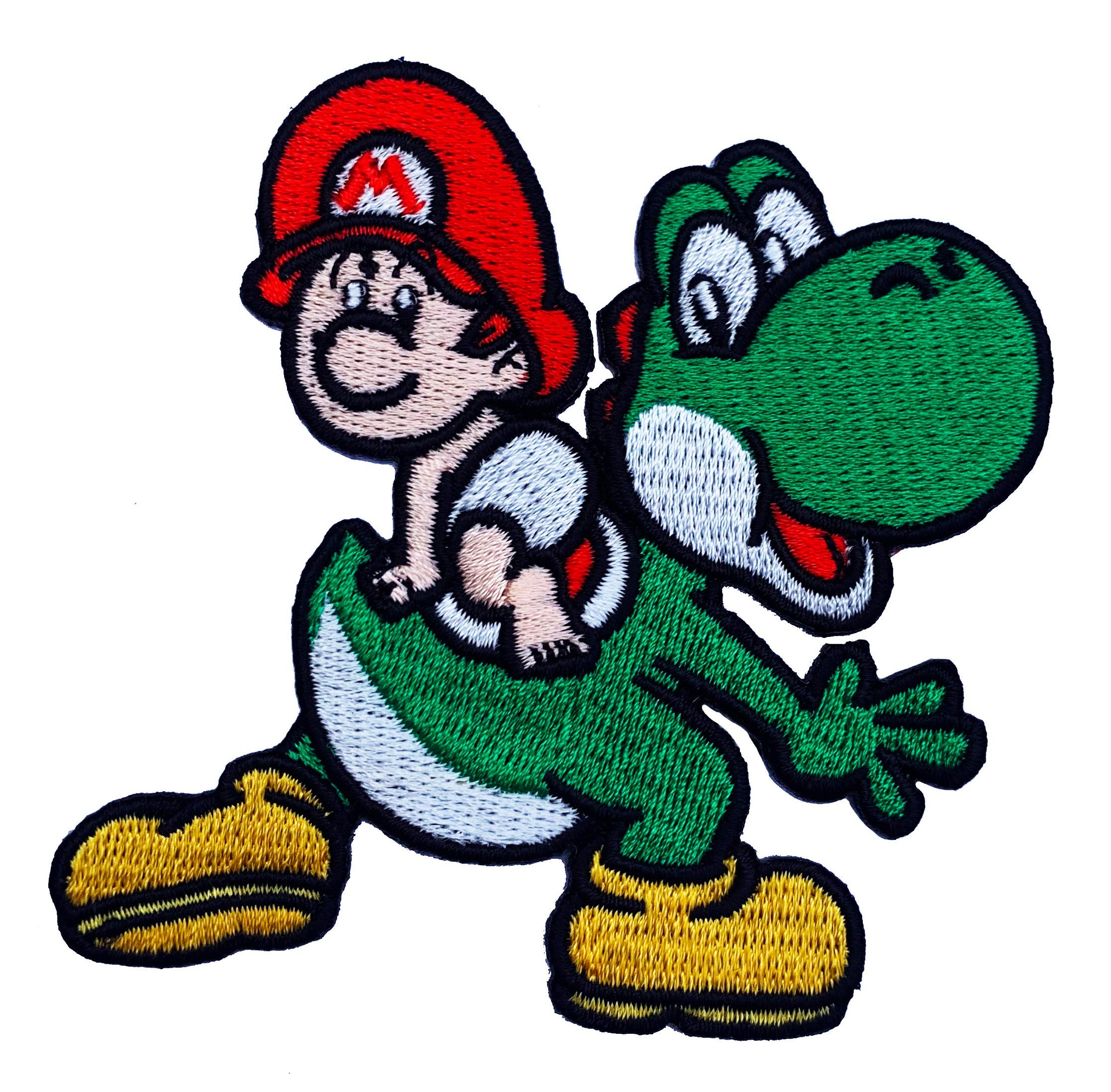 Yoshi S Island Patch Embroidered Iron Buy Online In Aruba At Desertcart