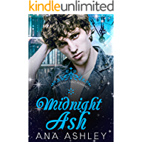 Midnight Ash: A contemporary MM Cinderella retelling (An MM Fairy Tale Romance Book 1) book cover