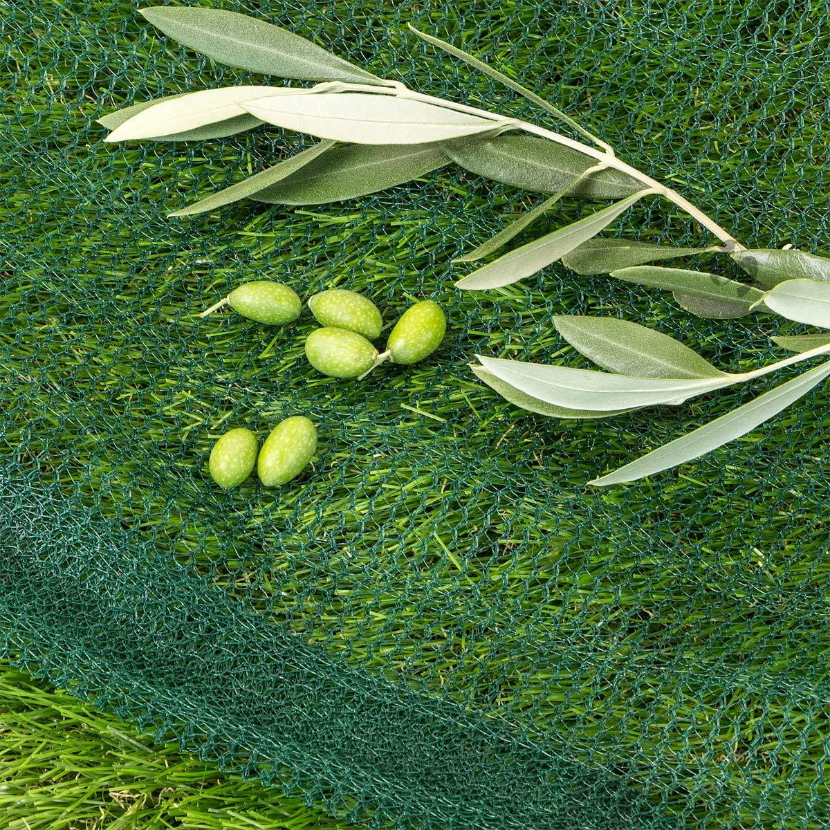 STI Rete Raccolta Olive Antispina 80-85gr//mq piegata 3x50 m stock
