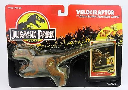 El Mundo Perdido Jurassic Park Figura//DINOSAURS JP03 Velociraptor