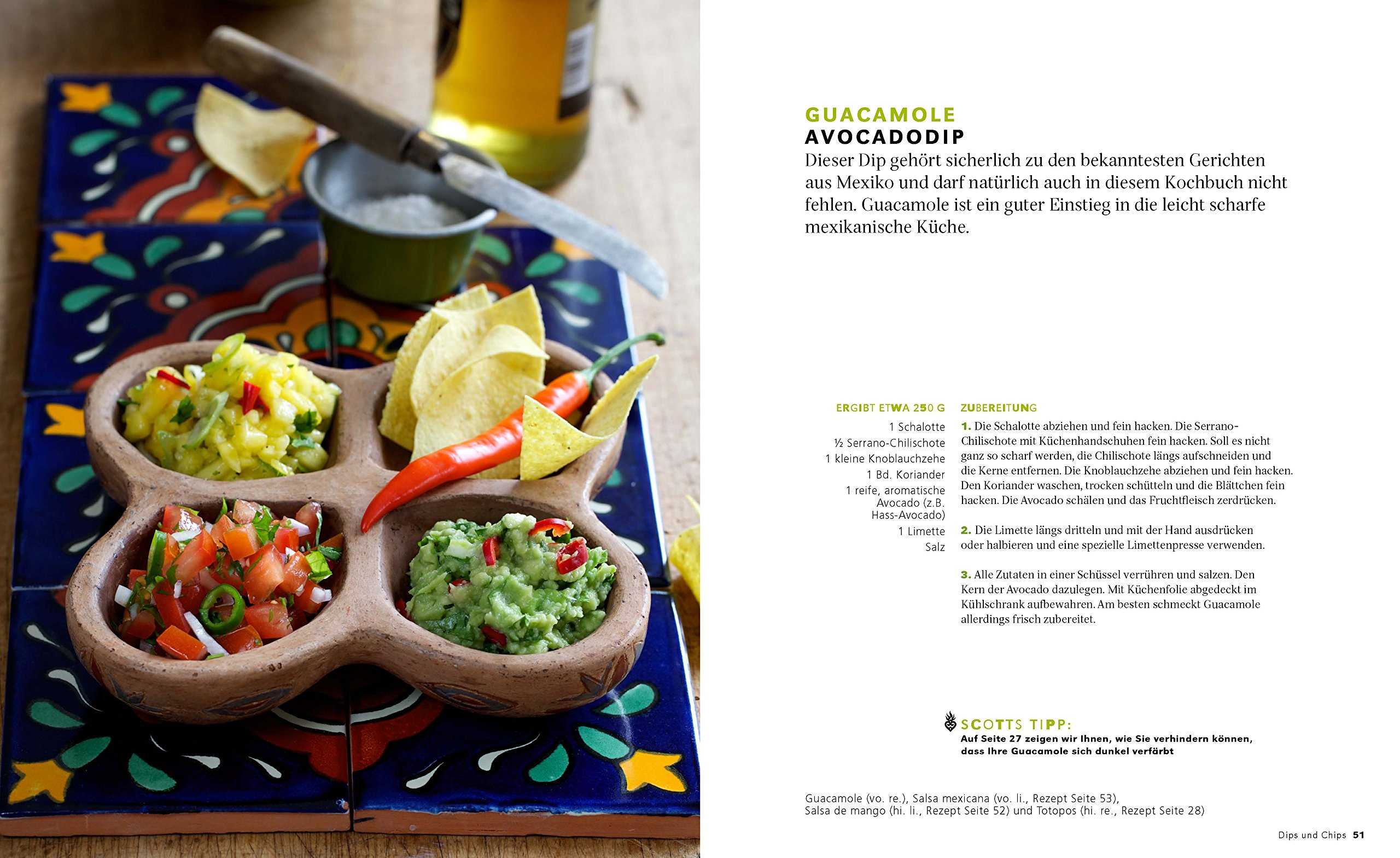 Rezepte aus Mexiko (Sonderausgabe): Amazon.de: Scott Myers, Gabriele ...