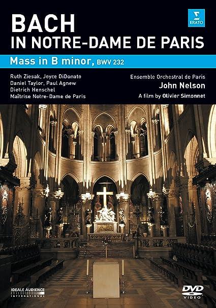 Amazon in: Buy Bach: Mass in B Minor BWV 232 DVD, Blu-ray Online at