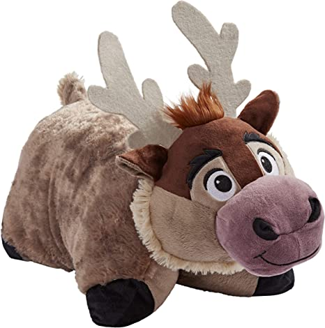Pillow Pets Disney Frozen II Sven Stuffed Animal Plush Toy