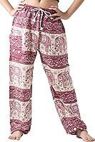 Bangkokpants Unisex Hippie Boho Elephant Pants One Size US Size 0-12