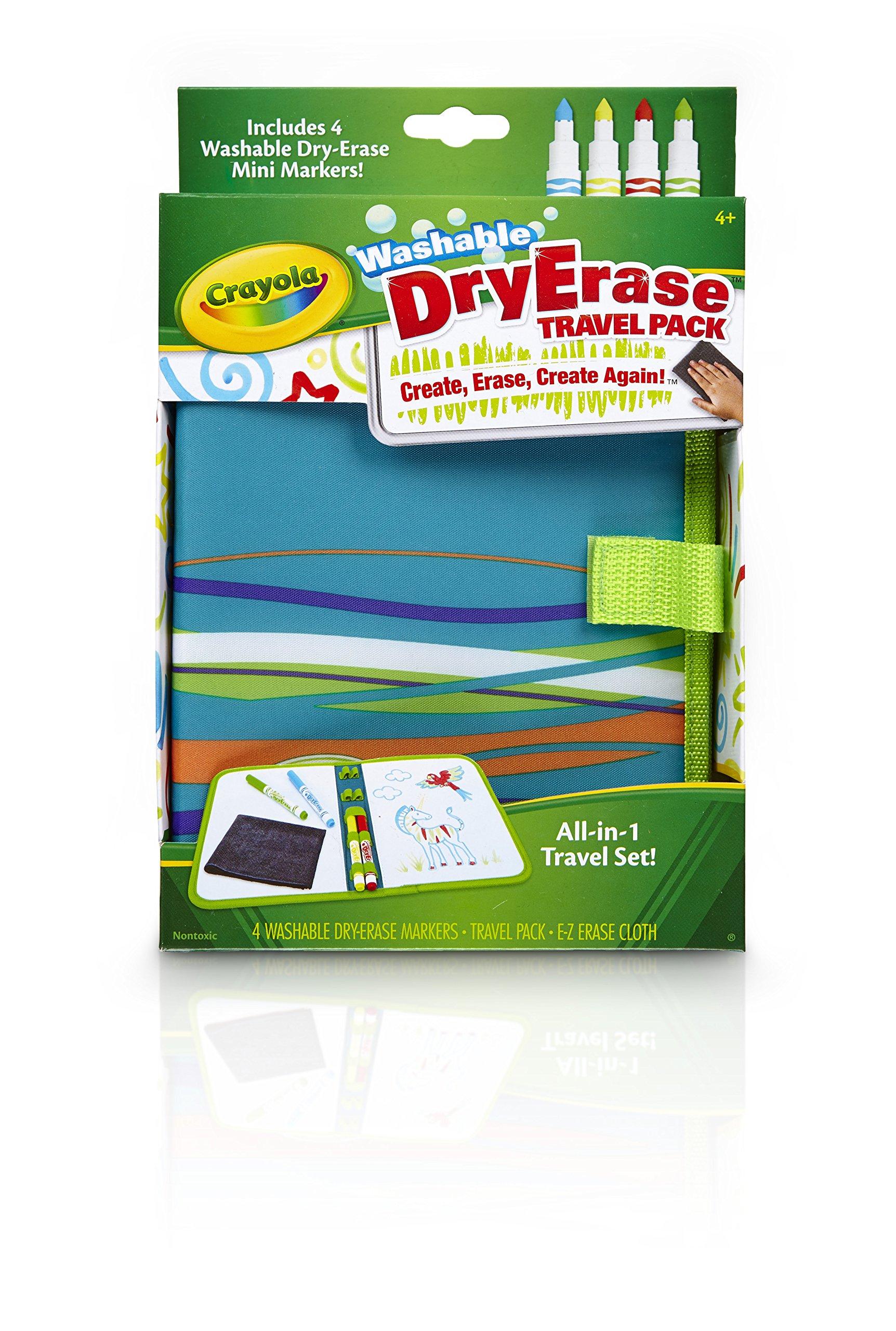 Crayola Dry-Erase Travel Pack by Crayola (Image #3)