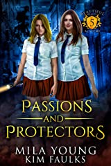 Passions and Protectors: Supernatural Academy (Beautiful Beasts Academy Book 5) Kindle Edition