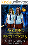 Passions and Protectors: Supernatural Academy Reverse Harem (Beautiful Beasts Academy Book 5)
