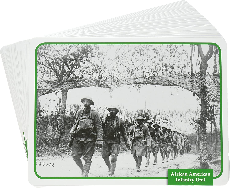 Edupress Reading Comprehension Social Studies Cards EP63540 Black History
