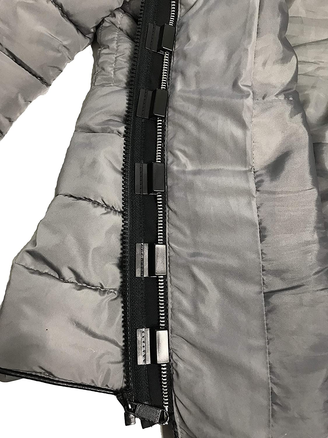 Turn Your own Jacket into a Maternity /& Babywearing Jacket Zip Us In Universal Jacket Expander Panel