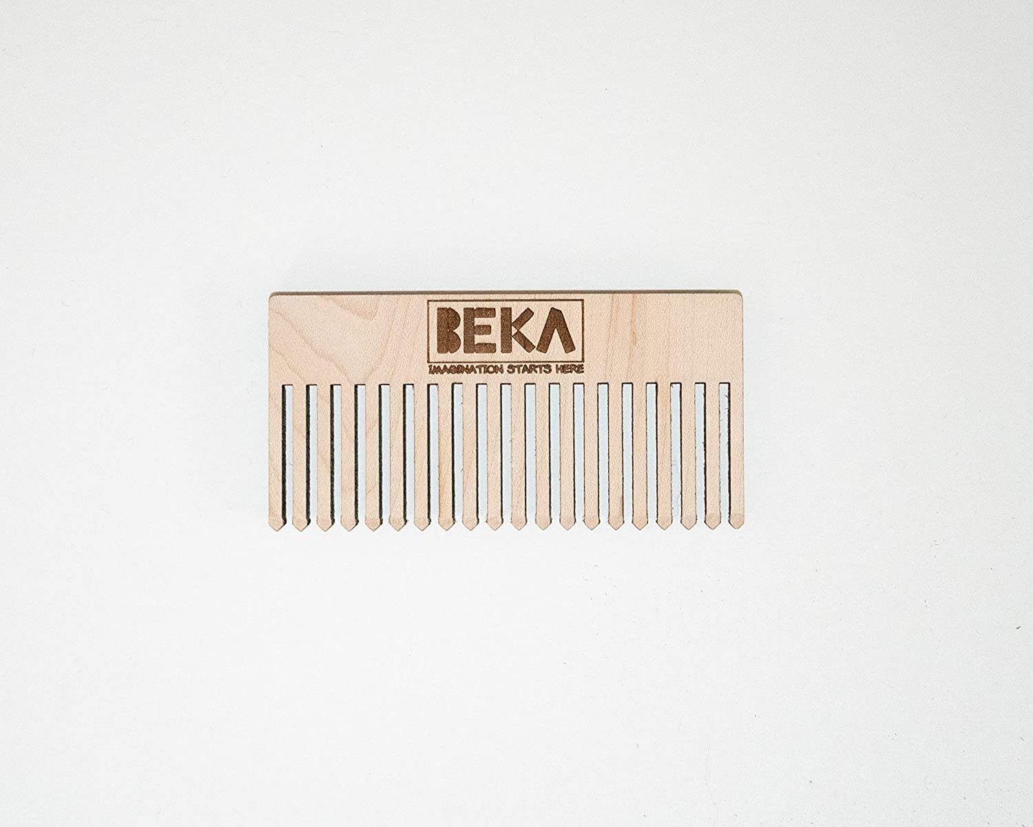 Beka Hard Maple Loom Comb