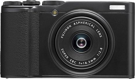 Fujifilm XF10 - Cámara digital de 24.2 MP, color negro