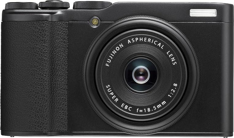 Fujifilm XF10 - Cámara digital de 24.2 MP, color negro: Amazon.es ...