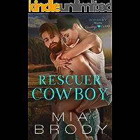 Rescuer Cowboy (Whiskey Run: Cowboys Love Curves)