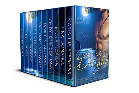 Summer Nights of Delight: A Romance Books 4 Us Collection