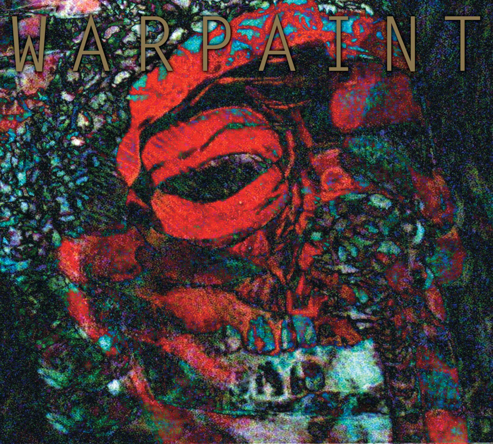 CD : Warpaint - The Fool (CD)