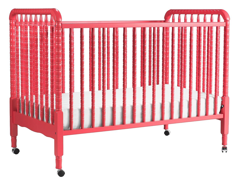 Amazon Davinci Jenny Lind 3 In 1 Convertible Crib Coral Baby