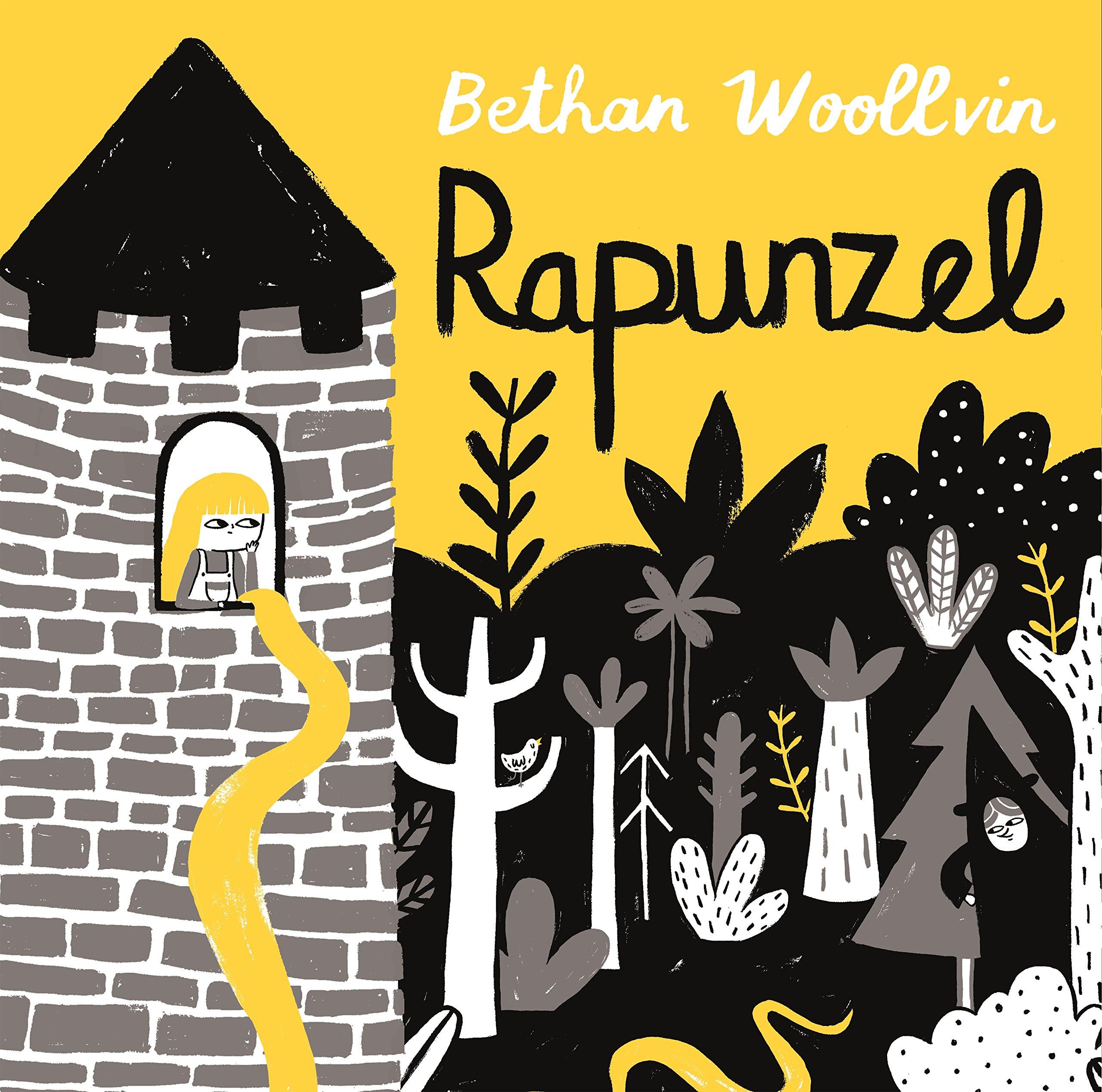Image result for rapunzel bethan woollvin