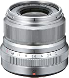 Fujinon XF23mmF2 R WR - Silver