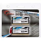 G.Skill SO-DIMM 32GB DDR4-2666 Kit Memory - F4-2666C19D-32GRS - Ripjaws