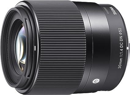 Sigma 30mm F1 4 Dc Dn Contemporary Objektiv Für Sony E Kamera