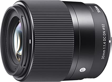 Sigma 30mm F 1 4 Dc Dn Contemporary Lens For Sony E Sigma Amazon