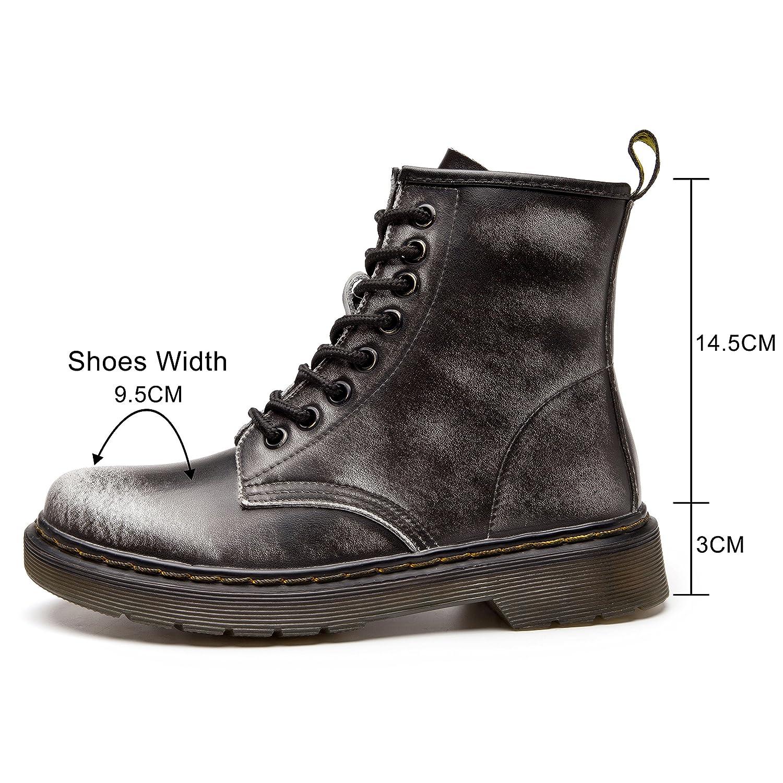 21ce5a21 Jack Shibo Mujer Hombre clásico Botines Botas Boots Invierno Caliente  Forrado Invierno Botas de Nieve Botas de Invierno Guantes, Color Gris, ...