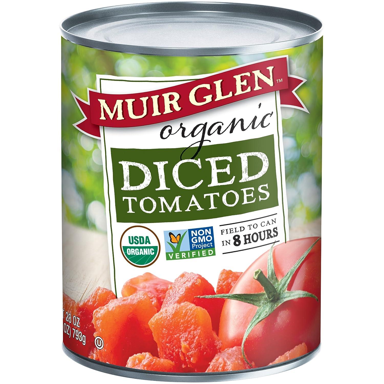 Muir Glen Organic Tomatoes, Diced, 14.5 oz