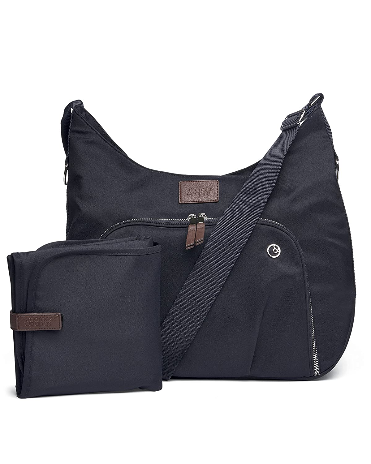 Chestnut Baby Changing Bag Nappy Changing Bag Mamas /& Papas Bowling Changing Bag Pram//Pushchair//Buggy Accessories