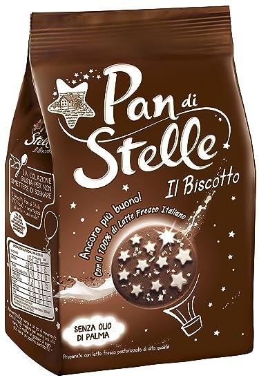 Pan di Stelle - Il Biscotto, con Cacao e Nocciole, 350 g