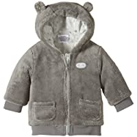 Twins Unisex Baby Hooded Fleece Jacket