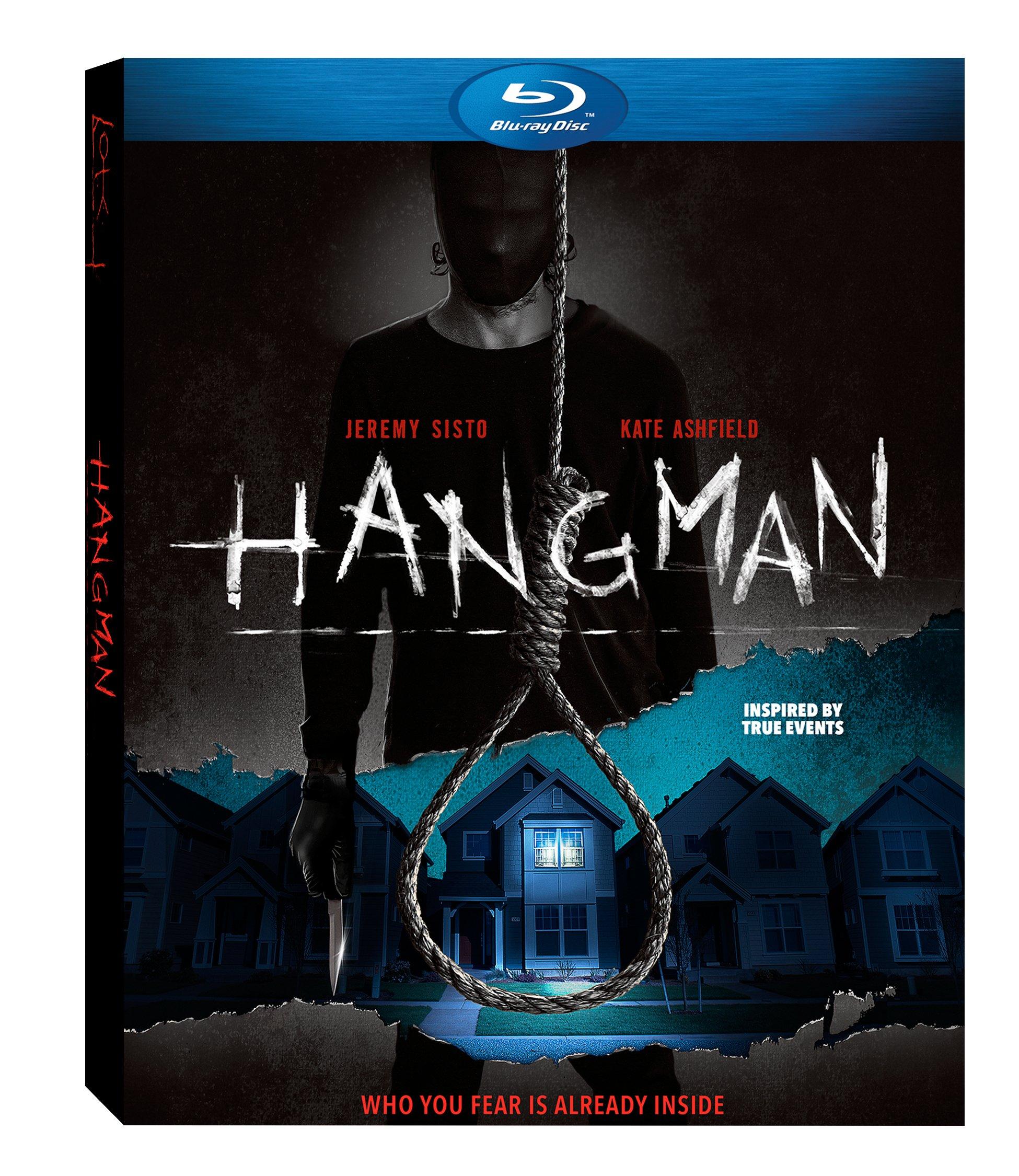 Blu-ray : Hangman (Blu-ray)