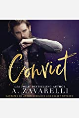 Convict (A Dark Romance): Sin City Salvation, Book 2 Audible Audiobook