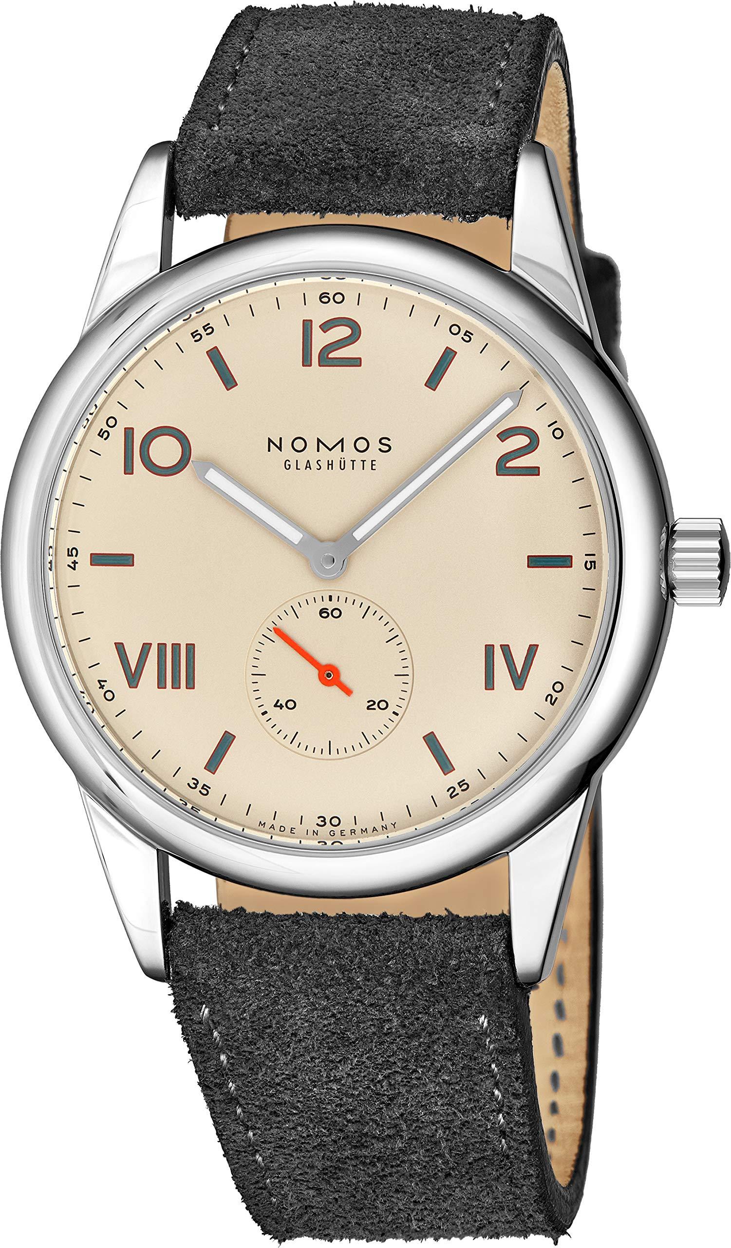 Nomos Club Campus White Dial Mens Watch 735