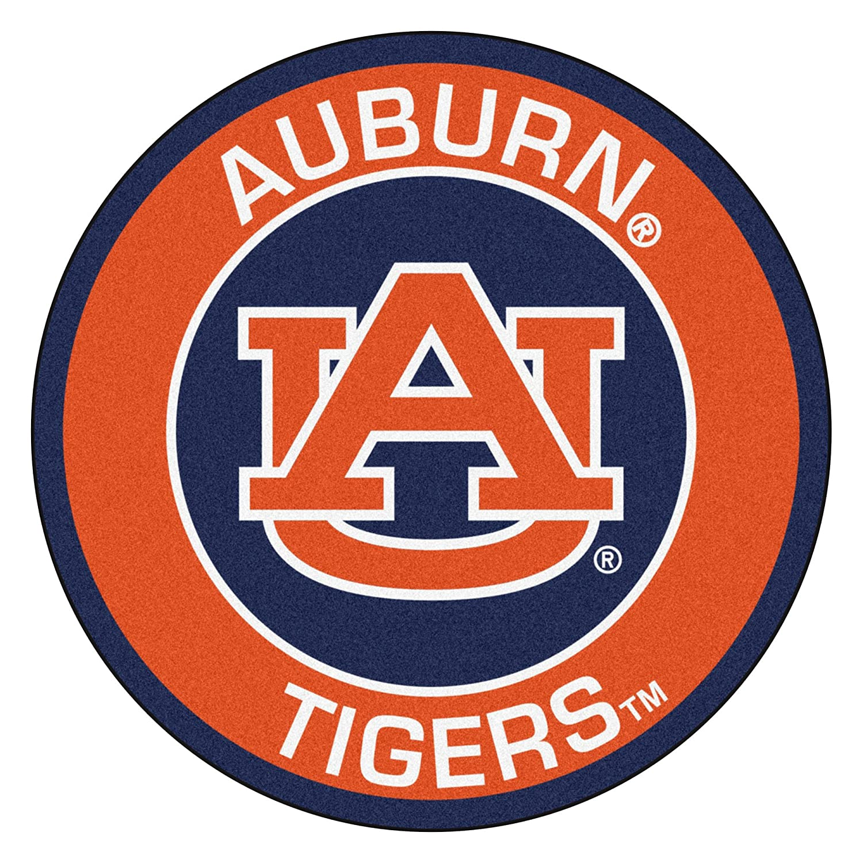 FANMATS 18602 Auburn University Roundel Mat
