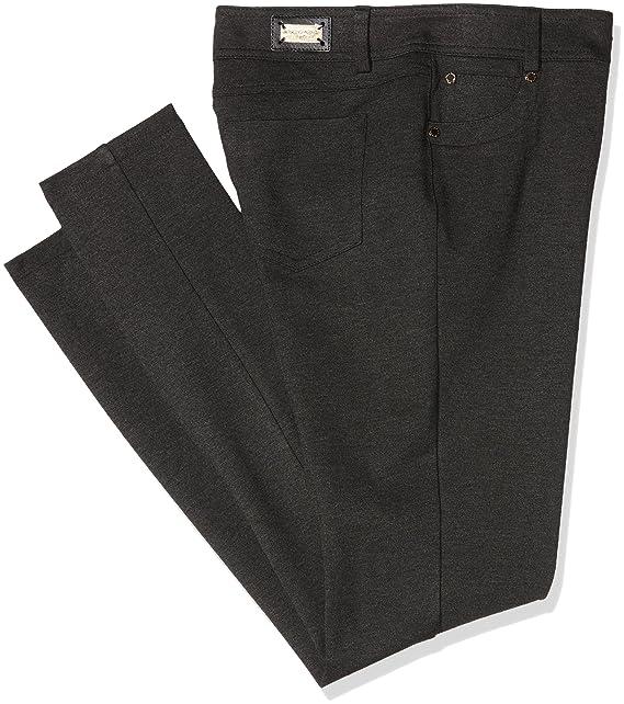 Roberto Verino 11102771663, Pantalones para Mujer, 97 Gris Marengo, S