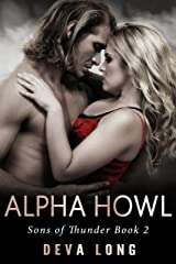 BBW Billionaire Shifter Werewolf Romance: Alpha Howl (Sons of Thunder MC Book 2) Kindle Edition