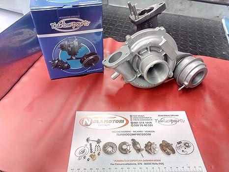 Turbo turbina turbocompressore Mito Giulietta Bravo