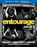 Entourage [Blu-ray + DVD + Digital Copy] (Bilingual)