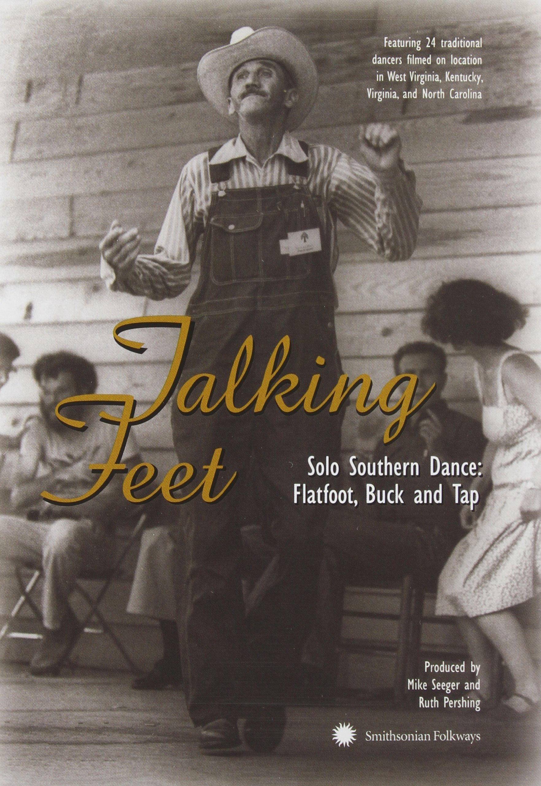 Talking Feet - Solo Southern Dance: Flatfoot, Buck and Tap by Ryko Distribution