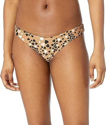 Rip Curl Women's Lovestruck Reversible HI Leg Bikini Bottom