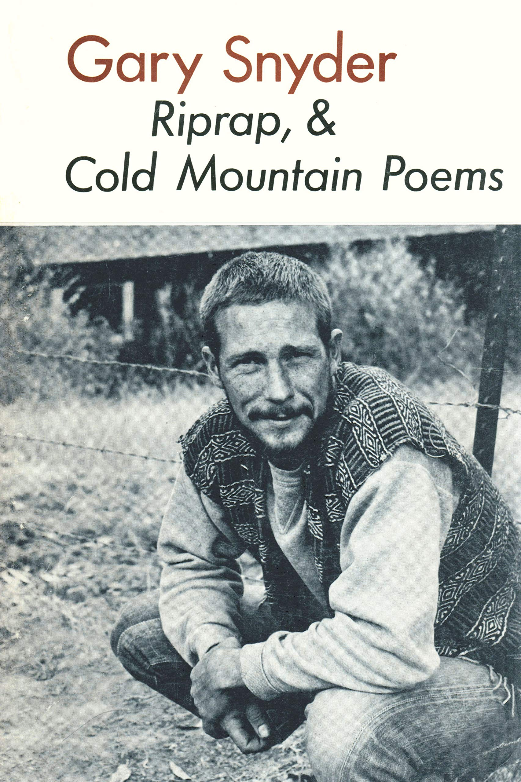 Riprap And Cold Mountain Poems Gary Snyder Amazoncom Books
