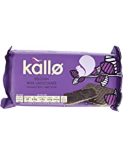 Kallo - Belgian Milk Chocolate Organic Rice Cake Minis - 90g