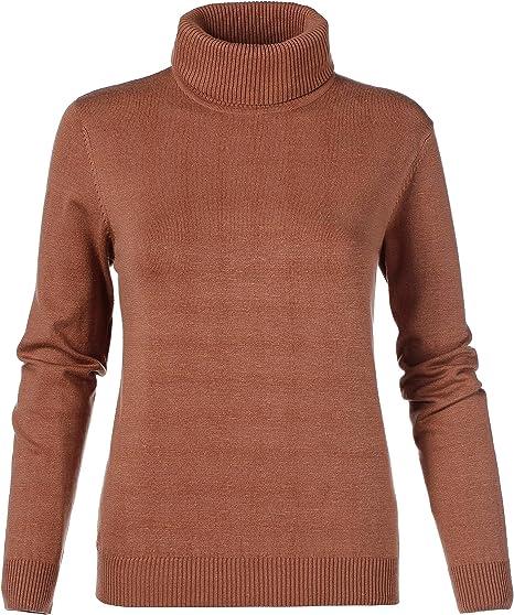 Suéter de punto MADELEINE para mujer hecho de viscosa elástica ...