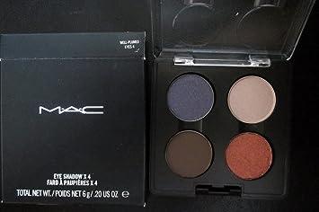 Amazon.com: Mac Untamed well-plumed ojos sombra de ojos Quad ...