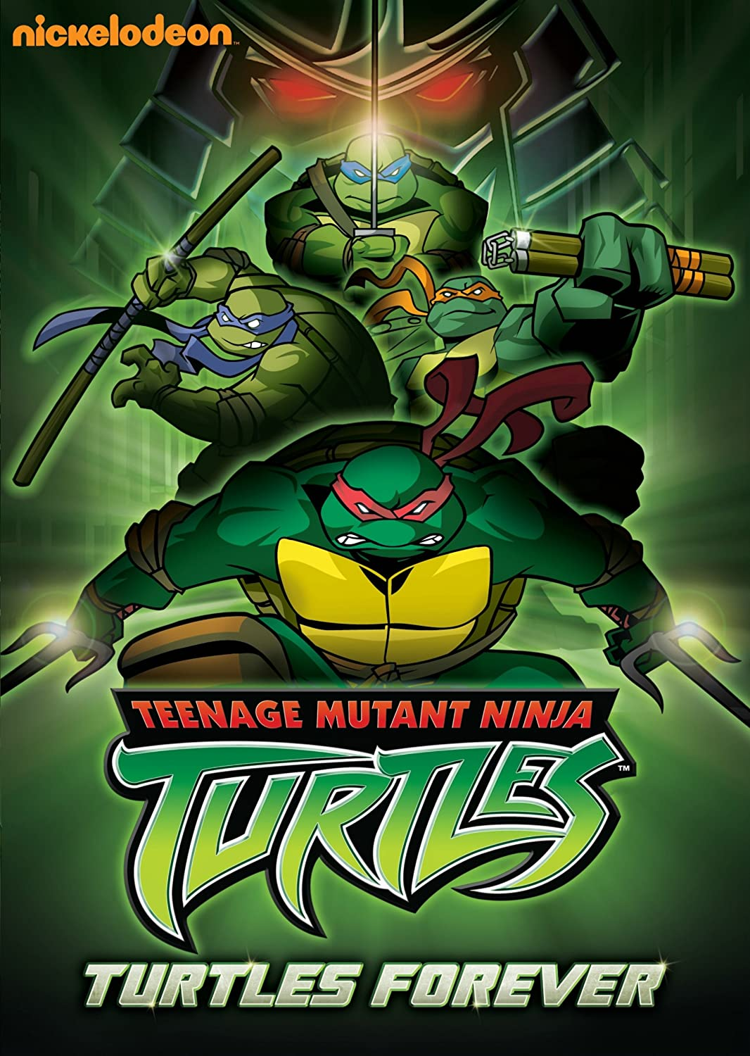 Teenage Mutant Ninja Turtles: Turtles Forever Reino Unido ...