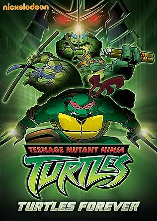 Amazon.com: Teenage Mutant Ninja Turtles: Turtles Forever ...