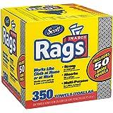 Scott Shop Rags In A Box (350 ct.) - 2 PACKS