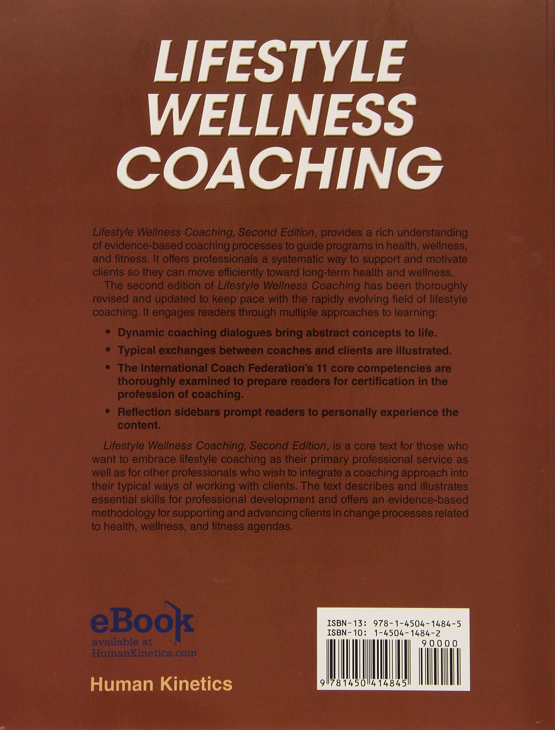Lifestyle wellness coaching 2nd edition james gavin madeleine lifestyle wellness coaching 2nd edition james gavin madeleine mcbrearty 9781450414845 sports medicine amazon canada xflitez Image collections
